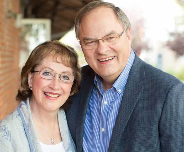 Lowell & Barbra Smith