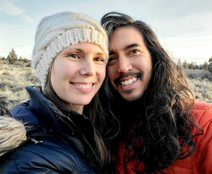 TY & Sarah Darapiza