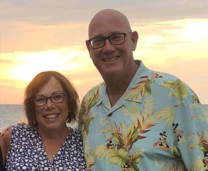 Steve & Becky Scheidler
